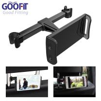 GOOFIT Car Headrest Mount,Tablets Car Holder Back Seat Bracket Replacement for 4'' to 10'' Devices (black)