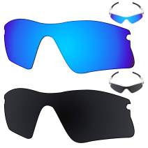 Galvanic Replacement Lenses for Oakley Radar Range Sunglasses - Multiple Choices