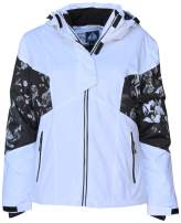 Snow Country Outerwear Women's Extended Plus Size Moonlight Insulated Ski Coat Jacket