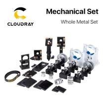 Cloudray C Series CO2 Laser Mechanical Parts Set Whole Mechanical Components for DIY CO2 Laser Engraver Cutter