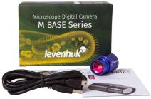 Levenhuk M130 Base Digital Camera for Microscopes, Comes with Necessary Software (Compatible with Mac, Linux and Windows)