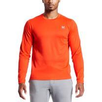 Mission Men's VaporActive Alpha Long Sleeve Athletic Shirt