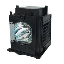 WOWSAI TV Replacement Lamp in Housing for Mitsubishi WD-Y57, WD-Y65, WD-52631 Televisions