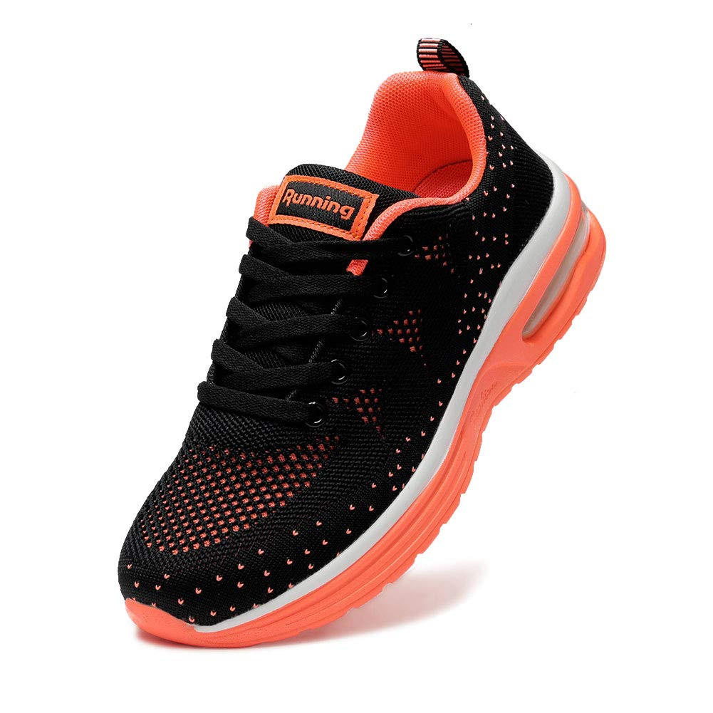 Alicegana Women's Athletic Sneakers Comfortable Walking Sport Breathable Running Air Cushion Casual Tennis Gym Shoes