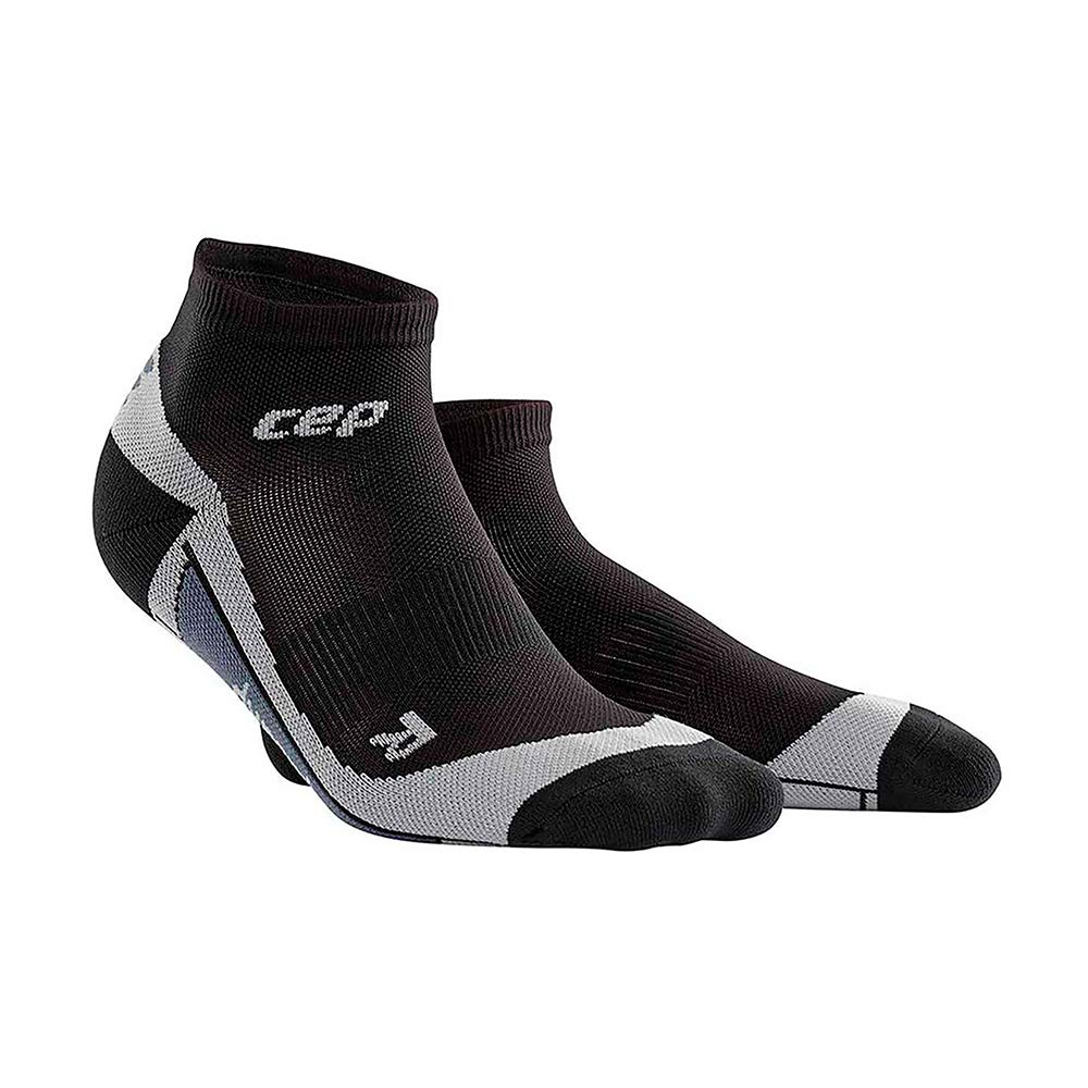 Women's Athletic Ankle Compression Socks - CEP Low Cut Socks for Performance