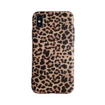 YonMeet Leopard Case for iPhone 11 Pro Max Classic Luxury Fashion Protective Flexible Soft Rubber Gel Back Cover Shell Casing (Leopard Pattern, iPhone 11 Pro Max)