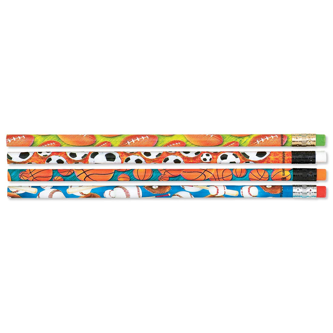 Sports Pencils - 50 per pack