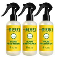 Mrs. Meyer's Clean Day Room Freshener Spray, Instantly Freshens the Air with Honeysuckle Scent, 8 oz- Pack of 3