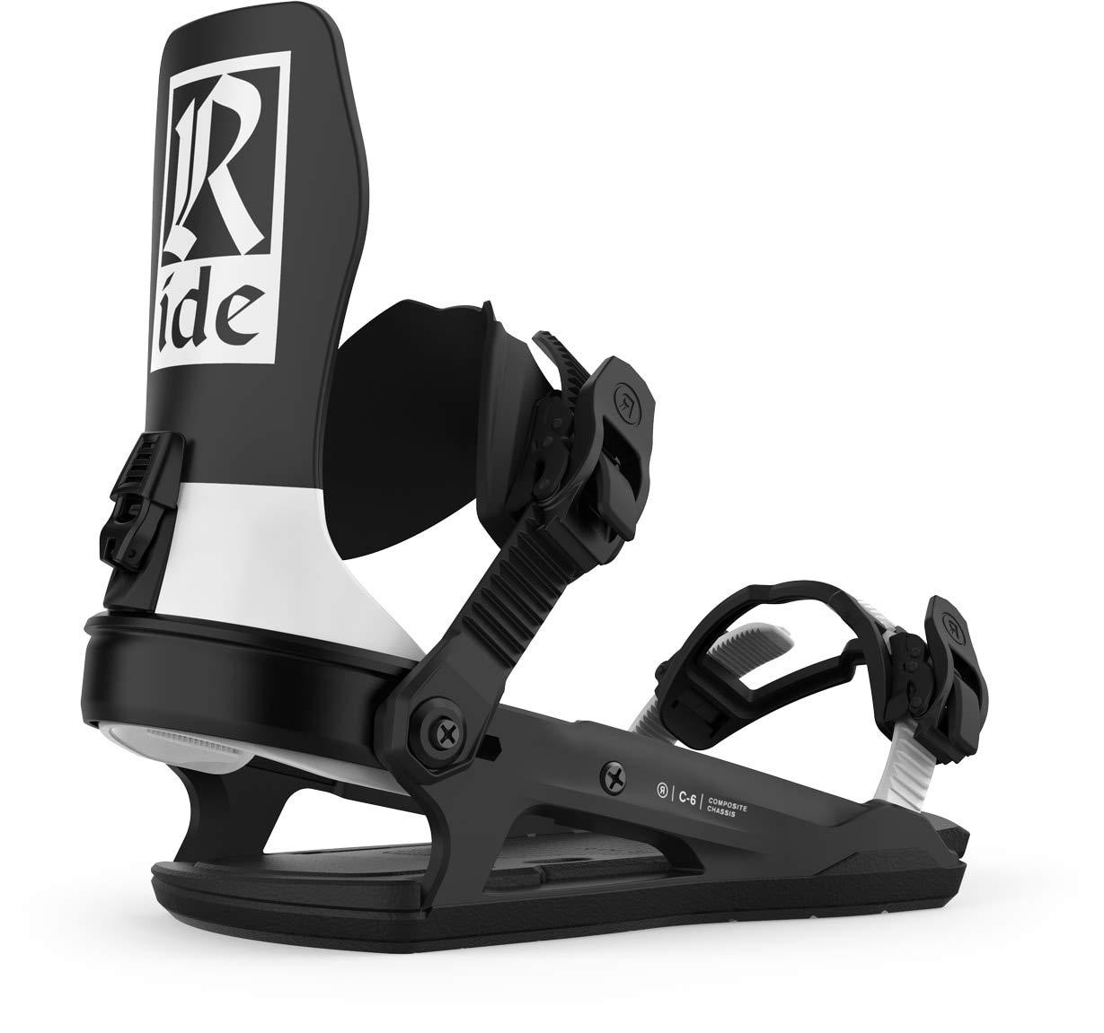 Ride C-6 Mens Snowboard Bindings
