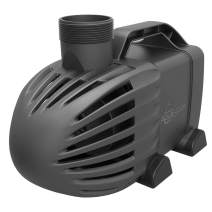 Aquascape 91132 EcoWave 3000 GPH Mag-Drive Pond and Waterfall Pump, Black