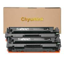 Chyumink Compatible Replacement for HP 414A W2020A (No Chip) Black Toner Cartridge use with HP Color Laserjet Pro M454dn M454 M454dw, MFP M479fdw M479fdn M479dw M479dn Printers-2 Pack