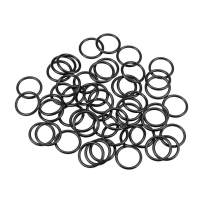 uxcell O-Rings Nitrile Rubber 30mm Inner Diameter 35mm OD 2.5mm Width Round Seal Gasket 50 Pcs