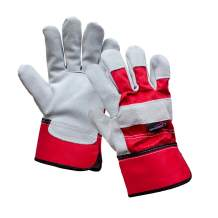 """SAFE HANDLER Deluxe Work Gloves 