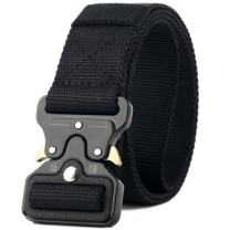 Valpeak Mens Tactical Belt Military Nylon Gun Belts Concealed Carry Heavy Duty Quick Release Buckle Riggers 1.5 inch