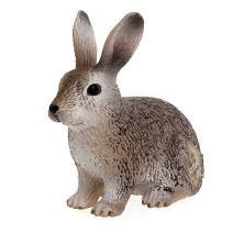 Schleich Wild Rabbit Toy Figure