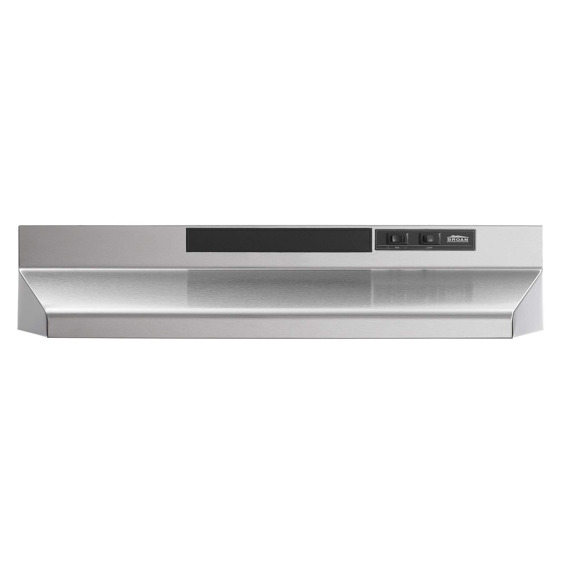 Broan-NuTone BroanNuTone BUEZ330SS Convertible Under-Cabinet Easy Install System, Stainless Steel, 30-Inch Range Hoods