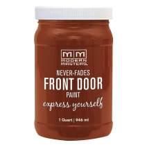 Modern Masters 275129 Front Door Paint, 1 Quart, Satin Comfortable