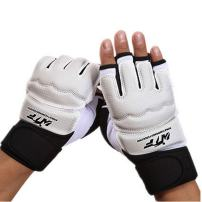 Panegy Half Finger Taekwondo Gloves Hand Protector Guard Sandbag Training Gloves S-XL