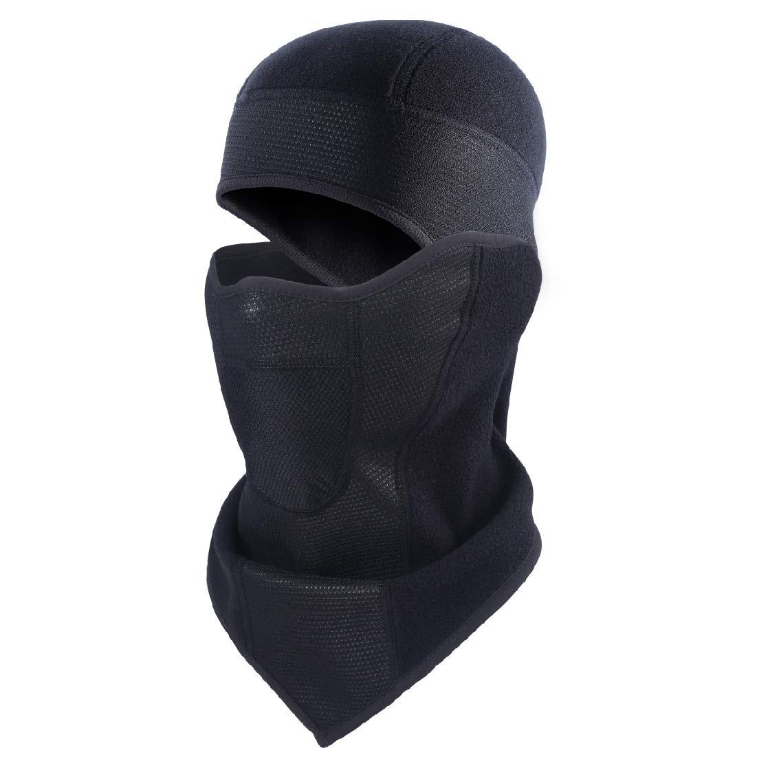 TRIWONDER Balaclava Ski Mask Fleece Face Cover Neck Warmer Winter Helmet Liner Skull Beanie Hat Headband