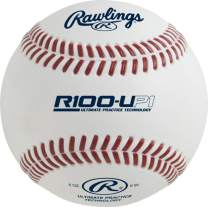 Rawlings Ultimate Practice Technology Baseballs (3X Longer Lifespan)