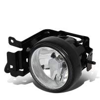 Replacement for 00-04 Mitsubishi Montero Sport OE Style Front Driving Fog Light/Lamp (Left/LH/Driver)