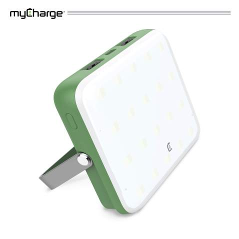 13000mAh Camping Lantern LED 2-in-1 USB Portable Power Bank Light Emergency