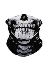 iHeartRaves Seamless Face Cover Mouth Mask Bandana Neck Gaiter Cool Lightweight