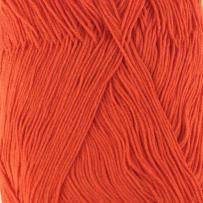 Super Fine Weight Rayon from Bamboo Fiber Yarn - Tangelo Orange - 2 Skeins - 50g/Skein - BambooMN Brand