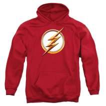 The Flash TV Series Logo Pull-Over Hoodie Sweatshirt & Stickers