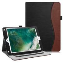 Fintie Case for iPad 9.7 2018 2017 / iPad Air 2 / iPad Air - [Corner Protection] Multi-Angle Viewing Folio Cover w/Pocket, Auto Wake/Sleep for iPad 6th / 5th Gen, iPad Air 1/2, Dual Color