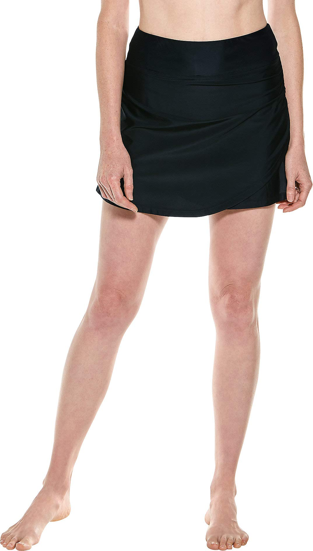 Coolibar UPF 50+ Women's Big Wave Swim Skort - Sun Protective