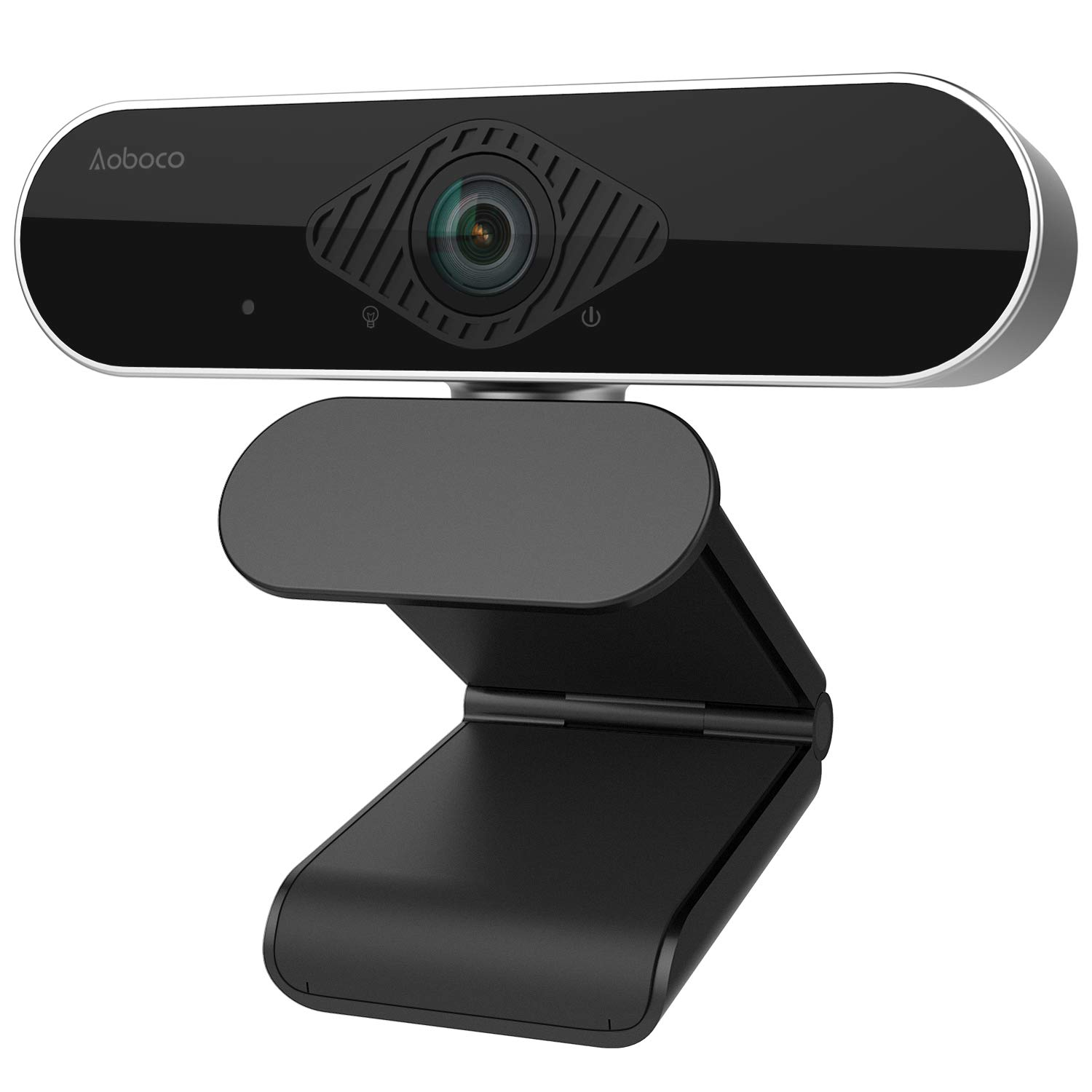 Auto-Focus Streaming Webcam, Aoboco Webcam for Stream HD 1080p, Noise-Concelling Mic 120-Degree Wide View Angle USB Web Camera for Twitch Xbox one Skype YouTube OBS Xsplit