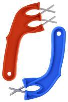 Edgemaker Knife Sharpening Garage Set - Includes Edgemaker Pro for Sharpening and Edgemaker Quick Sharp Restoration Tool - Sharpens Blades from Pocket Knife to Garden Tools, Shovels, Hoes and More