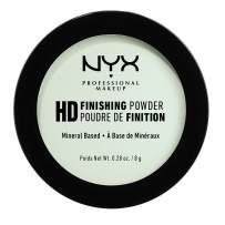 NYX PROFESSIONAL MAKEUP High Definition Powder, Mint Green