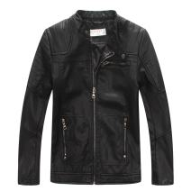 LJYH Boys' Faux Soft Leather Jacket Outerwear Biker Jacket