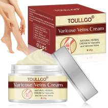 Varicose Veins Cream, Varicose Vein Treatment, Vein Cream for Spider Veins, Spider Vein Treatment For Legs, Improve Blood Circulation for Treatment Legs Care