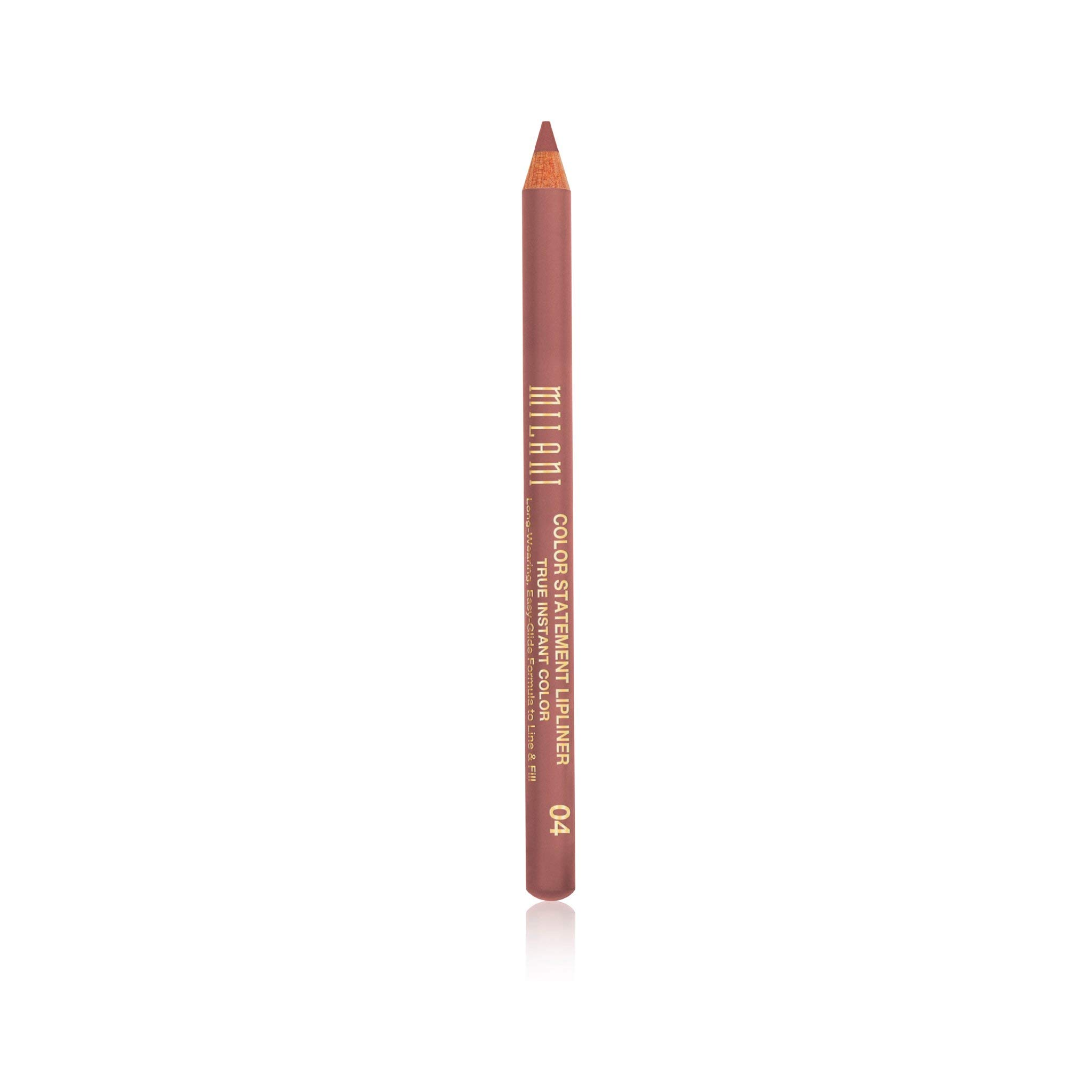 Milani Color Statement Lipliner - All Natural (0.04 Ounce) Cruelty-Free Lip Pencil to Define, Shape & Fill Lips