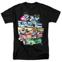 Voltron Legendary Defenders Paladins T Shirt & Stickers