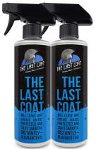 The Last Coat Car Polish - Water Based Liquid Coating Protection, Smooth & Shiny Finish - Paint Care & Repair for Car or Any Surface