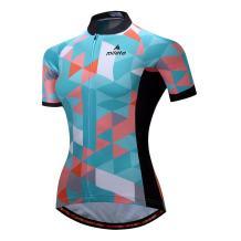 Uriah Women's Cycling Jersey Short Sleeve Reflective