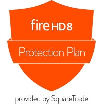 1-Year Accident Protection for Fire HD 8 Tablet (2018 release)