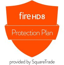 3-Year Accident Protection for Fire HD 8 Tablet (2018 release)