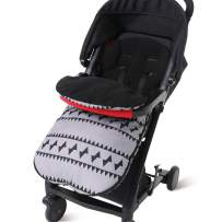 Lemonda Winter Windproof Infant Baby Stroller Sleeping Bag Footmuff Car Seat Bunting Bag Stroller Carriage Foot Cover (Stroller Sleeping Bag)