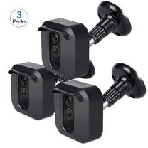 Kupton Wall Mount Housing Bracket for Blink XT Blink XT2 Camera (3 Packs), 360 Degree Adjustable Weather-Proof Protective Housing Cover + Mount Holder Stand for Blink XT Outdoor Camera Security System