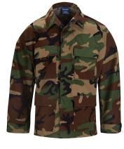 Propper Men's Bdu Coat - 100% Cotton