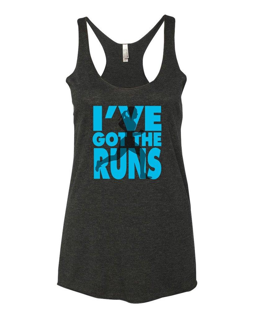 Panoware Women's Funny Workout Tank Top   I've Got The Runs