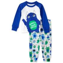 The Children's Place Baby Boys Printed Pajama Set