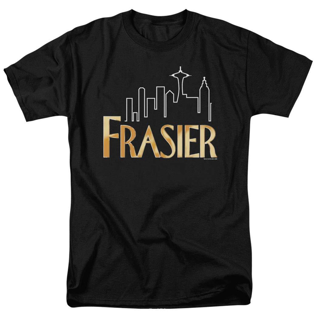 Frasier TV Series Logo T Shirt & Stickers