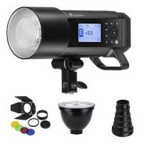Flashpoint XPLOR 400PRO R2 TTL Battery-Powered Monolight Kit with Accessories