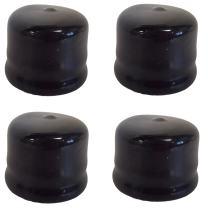 104757X428 Four Wheel Axle Hub Caps for Craftsman Fits Husqvarna AYP 532104757 Poulan